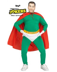 Joe as Captain Fat Belly - Impractical Jokers