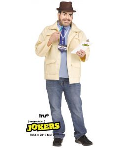 Q as Tony Gunk - Impractical Jokers