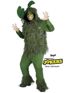 Sal as Bog Monster - Impractical Jokers