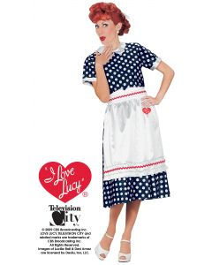 Classic Polka Dot Dress (I Love Lucy)