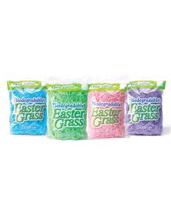 1.5 oz. Biodegradable Pastel Shredded Grass