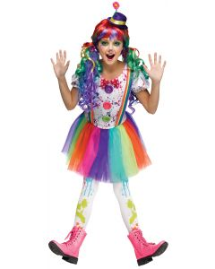 Crazy Color Clown