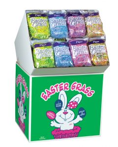 Super Fine Spring Mix Paper Easter Grass 2 Oz.