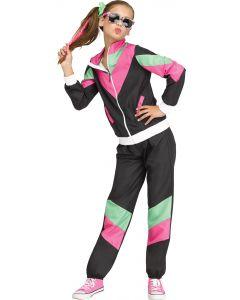 80's Track Suit