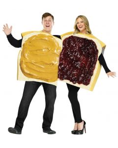 Peanut Butter & Jelly Couple