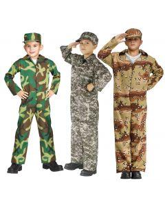 Authentic Commando Assortment