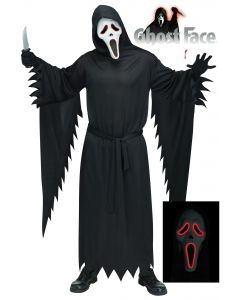 E.L. Ghost Face®