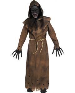 Catacomb Monk