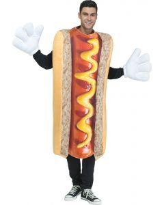 PhotoReal Hot Dog