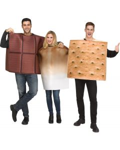 S'Mores  - 3 Costumes in 1 Bag!