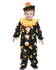 Candy Corn Clown Large