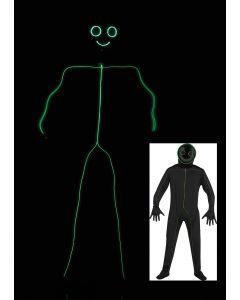 E.L. LU Stick Figure