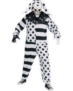 Demonic Jester Clown