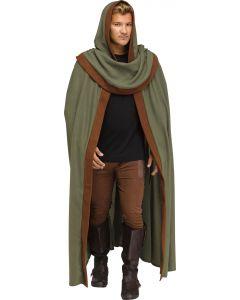 Woodland Warrior Cloak