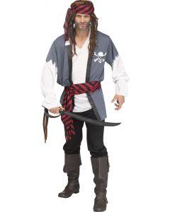 Grey Beard Pirate