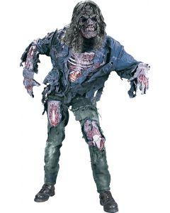 Complete 3-D Zombie