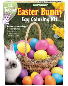 Easter Bunny Egg Coloring Kit
