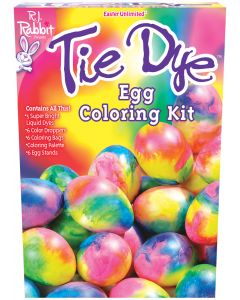 Tie Dye Egg Deco Kit