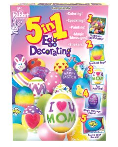 5 In 1 Egg Decorating Kit