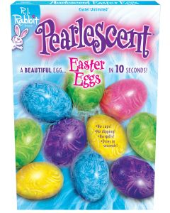 Pearlescent Easter Eggs