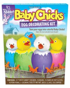 Baby Chicks Egg Decorating Kit
