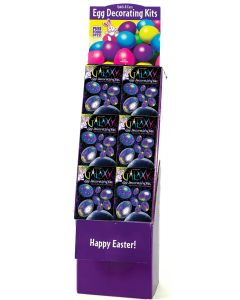 Galaxy Eggs Deco Kit Floor Display