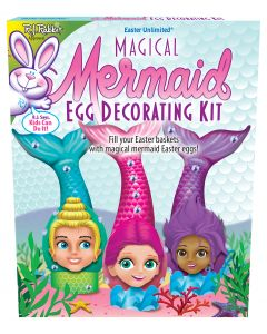 Mermaid Egg Deco Kit