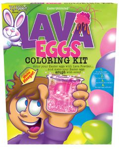 Lava Eggs Deco Kit