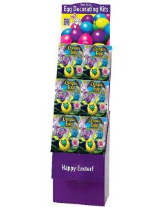 Dragon Eggs Decorating Kit Floor Display