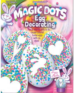 Magic Dots Egg Coloring Kit