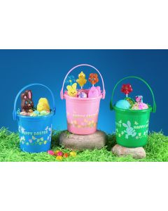 "4.5"" Treat Bucket Assortment"