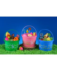 Colorful Treat Bucket Assortment