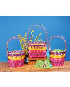 Large Promo Basket Assortment