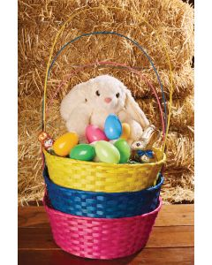 "15"" Round Basket Assortment"