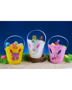 Fun Bunny Bucket Assortment