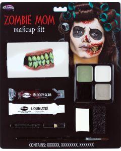 Zombie Mom Makeup Kit