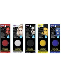 Premium Water Activated Face Paint Assortment