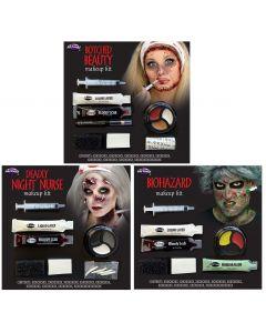Medical Horrors Character Makeup Kit Assortment