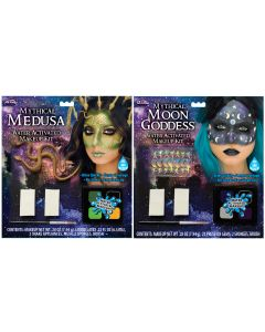 Mystical Chracters Water Activated Makeup Kit Assortment