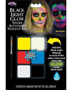 Black Light Instant Glow Water Activated Makeup