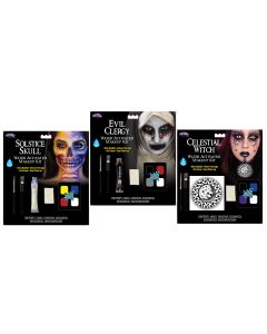 Creepy Cool Water Activated Makeup Kit Assortment