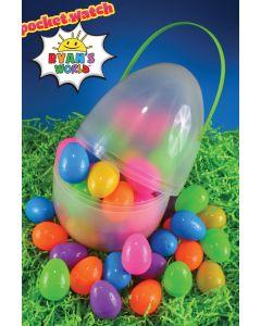 """Ryan's 14"""" Egg Full O' Eggs – 61 Eggs! - Ryan's World"""