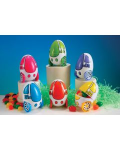 "3"" SMART™ Eggs with Wheels"