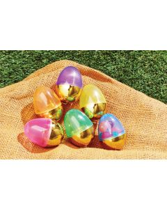 Golden Rainbow Eggs