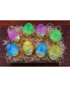 "2.25"" Golden Touch Eggs"