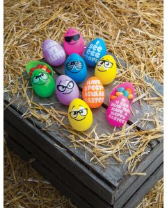 "2.25"" Easter Peepers Eggs"