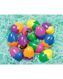 12 Piece Two Toned Cracked Eggs
