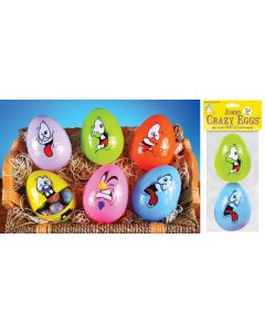 "4"" Giant Crazy Eggs® - 2 Pack"