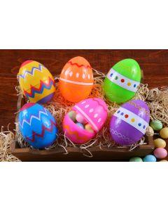 """3"""" Classic Deco Eggs"""
