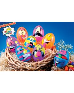 Ryan's Jumbo Crazy Eggs® - Ryan's World